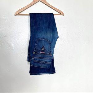 Hudson jeans flap pocket bootcut flare jeans 29
